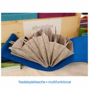 Bodolina Interchangeable Knitting Needle Cases