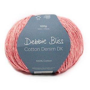 Debbie Bliss Cotton Denim DK