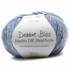 Debbie Bliss Rialto DK Heathers