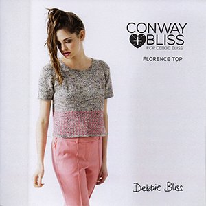 Debbie Bliss CB008 Florence Top