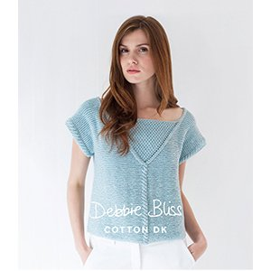 Debbie Bliss DB003 Cable Detail Top