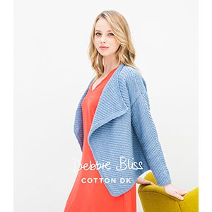 Debbie Bliss DB004 Waterfall Jacket