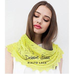 Debbie Bliss DB005 Lace Edged Cowl
