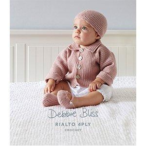 Debbie Bliss DB011 Crochet Jacket