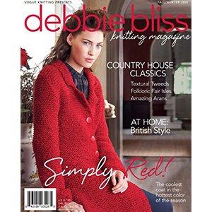 Debbie Bliss Knitting Magazine Fall/Winter 2009