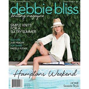 Debbie Bliss Knitting Magazine Spring/Summer 2010