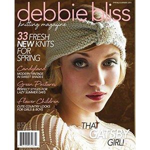 Debbie Bliss Knitting Magazine Spring/Summer 2013
