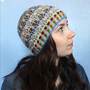 Kate Davies Peerie Flooers Hat