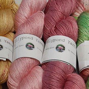 Lilypond Yarns Luxury Silky Sock