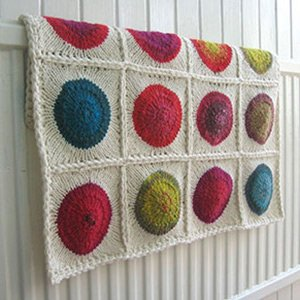 Tin Can Knits Pop Blanket