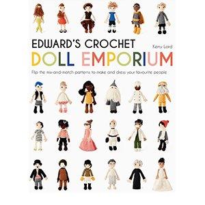 TOFT Edward's Crochet Doll Emporium
