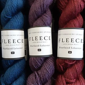 West Yorkshire Spinners Fleece Bluefaced Leicester DK