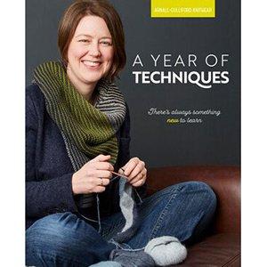 Arnall-Culliford Knitwear A Year of Techniques